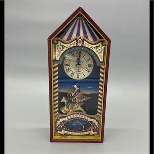 CAROHSEL koji Murai Clown Museum musical clock
